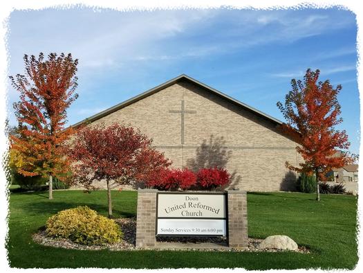 Doon United Reformed Church in Doon, IA